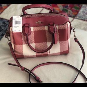 Coach purse mini Bennett Satchel F66930